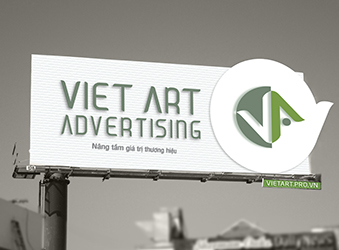 Bảng hiệu - Quảng cáo ngoài trời - Vietart