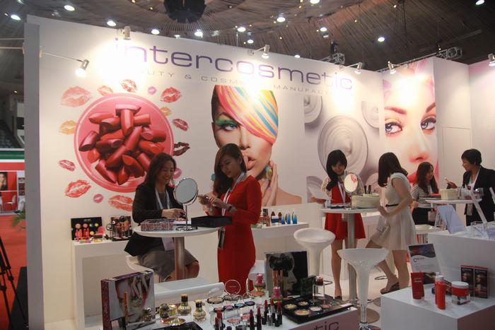 Toàn Cảnh Hội Chợ Triển Lãm Cosmobeaute Tại Indonesia