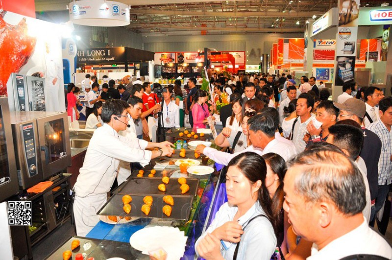 Hoi cho trien lam Food&Hotel VN 2015 (4)