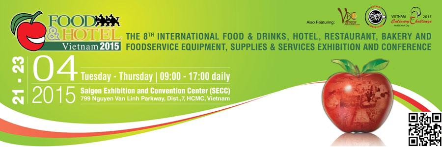 Hội chợ triễn lãm quốc tế Food & Hotel 2015 – Cơ hội kinh doanh tiềm năng