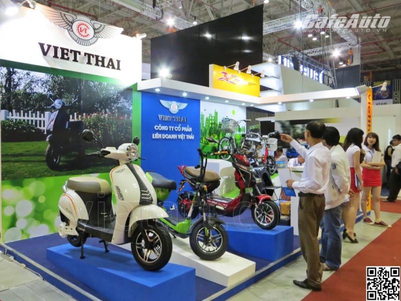 Hội Chợ Triển Lãm Xe Đạp - Ô Tô - Xe Máy Và Phụ Kiện Autotech 2015 - 11-VietArt