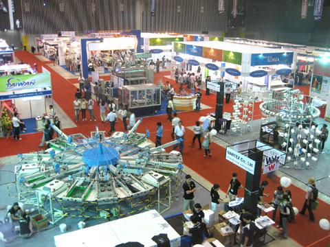 5 lưu ý khi triển khai công việc tại hội chợ triển lãm Quốc tế