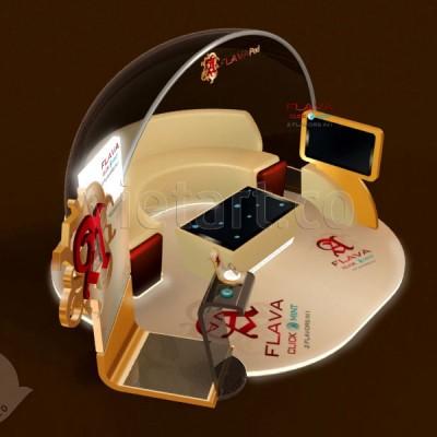 Thiết kế booth chương trình đẹp 1