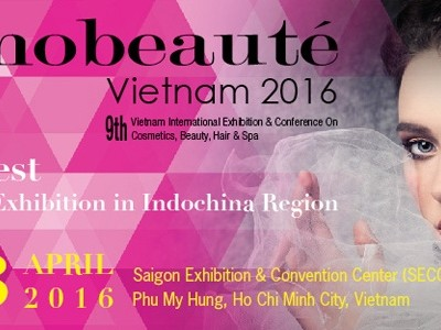 COSMOBEAUTE VIETNAM 2016