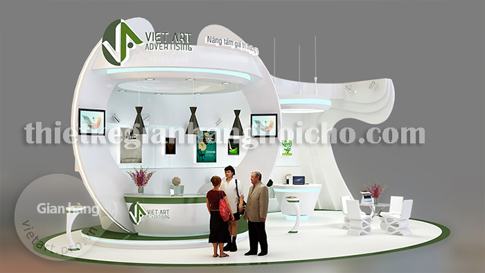 trade fair stand builder in Vietnam