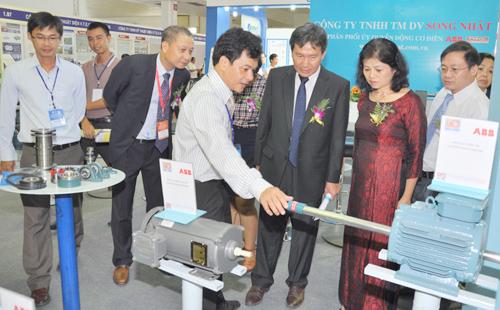 Triển lãm công nghệ và thiết bị điện 2016