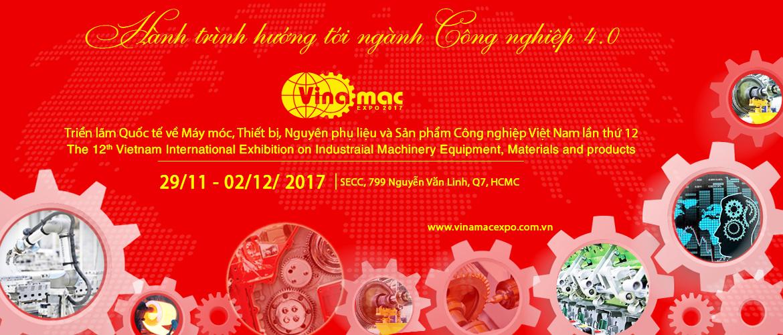 Những điều cần biết khi tham gia Vinamac expo 2017 – TRIỂN LÃM QUỐC TẾ VỀ MÁY MÓC, THIẾT BỊ