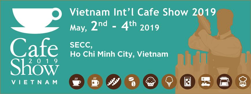 Review Cafe Show 2019 – Gian hàng triển lãm tại SECC