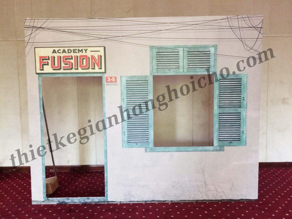 Fusion – Photo Booth tại sự kiện Tất niên cuối năm 2018