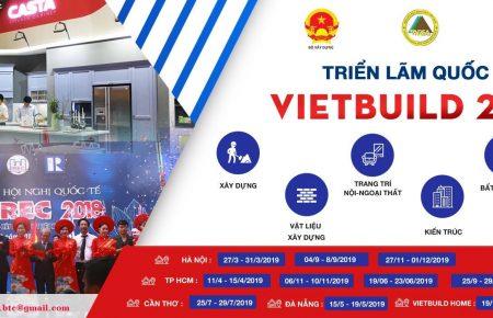 REVIEW TRIỂN LÃM QUỐC TẾ VIETBUILD HCM 2019