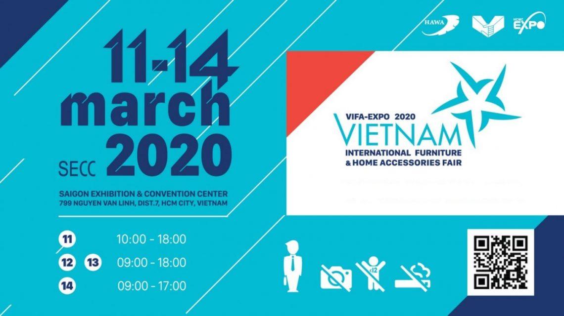 VIFA EXPO 2020 – HỘI CHỢ QUỐC TẾ ĐỒ GỖ VÀ THỦ CÔNG MỸ NGHỆ VIỆT NAM 2020 12345(1 Vote)