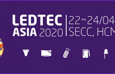 LEDTEC ASIA 2020 – TRIỂN LÃM QUỐC TẾ VỀ CÔNG NGHỆ LED/OLED & BẢNG QUẢNG CÁO KỸ THUẬT SỐ