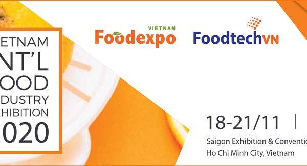 VietNam FoodExpo & FoodTech 2020 – Triển lãm Quốc tế Công nghiệp Thực phẩm Việt Nam