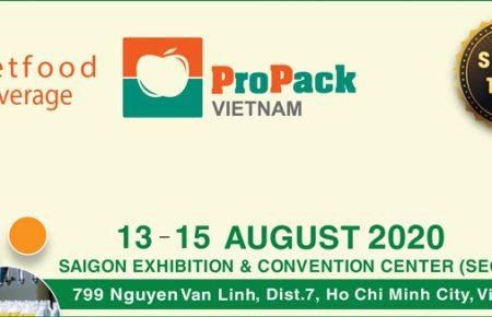 VIETFOOD & PROPACK VIETNAM 2020