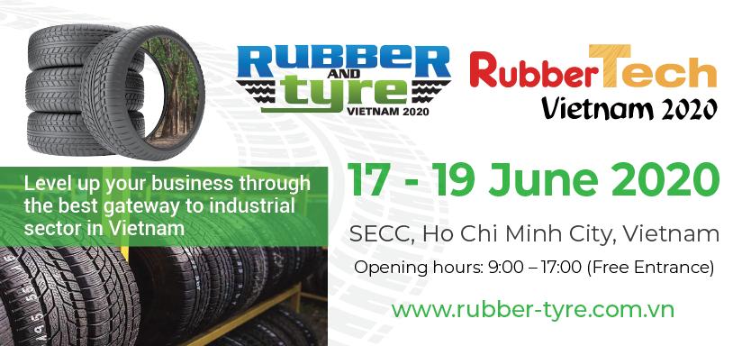 Rubber & Tyre Vietnam 2020