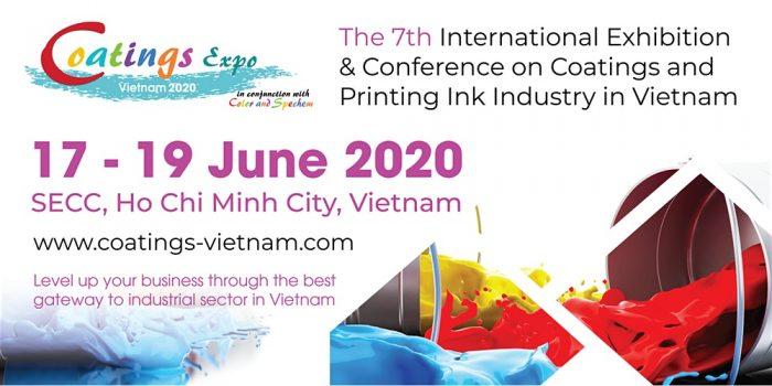 Coatings Expo Vietnam 2020