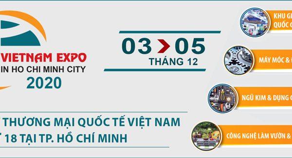 Hội chợ Thương mại Quốc tế Việt Nam tại TP. Hồ Chí Minh.