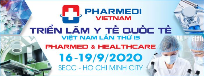 Triển Lãm Y Tế Quốc Tế Việt Nam Lần Thứ 15.