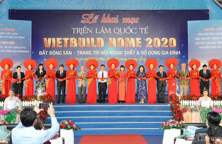 Triển lãm Quốc Tế Vietbuild tháng 12 –  2020